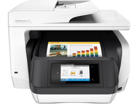 hp officejet pro 8725 all in one printer hp customer support rh support hp com HP Officejet Pro L7590 Manual HP Officejet Pro L7590 Manual