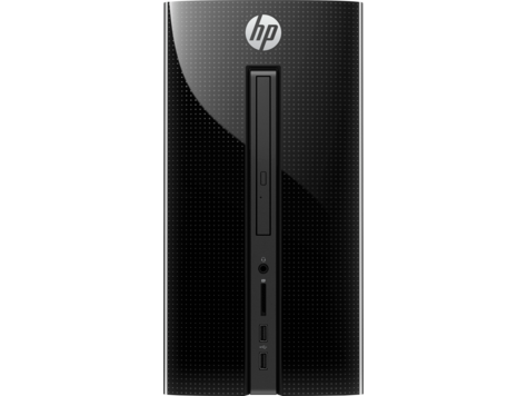 HP Pavilion 510-p100 desktop-pc serie