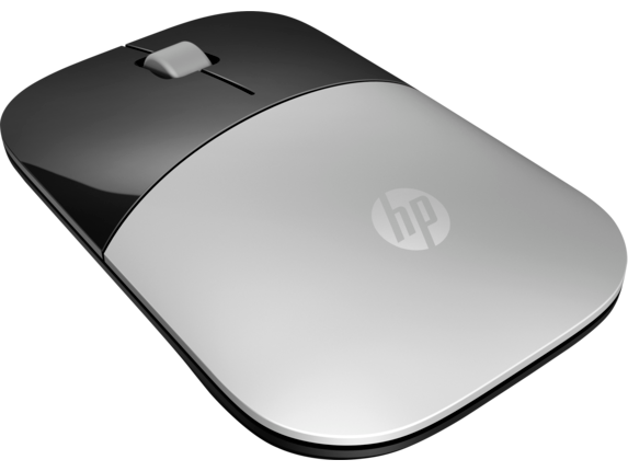 "HP 17"" Laptop + Wireless Mouse Bundle - Right"