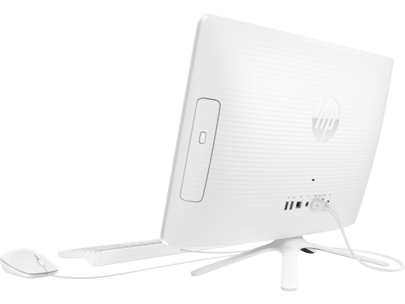 HP All-in-One - 20-c410 - Left rear