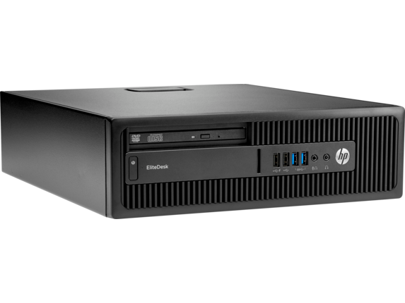 HP EliteDesk 705 G3 Small Form Factor PC - Right