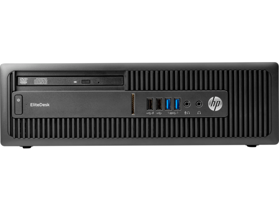 HP EliteDesk 705 G3 Small Form Factor PC - Center
