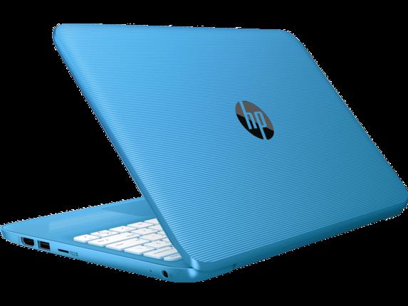 HP Stream - 11-ah110nr - Left rear