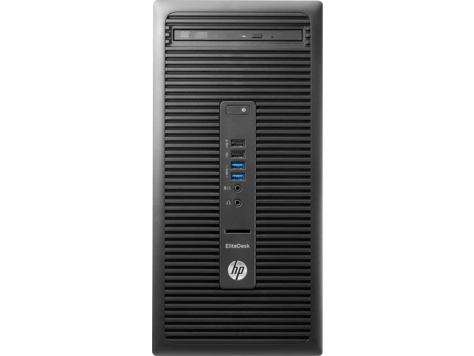 HP EliteDesk 705 G3-Microtower PC
