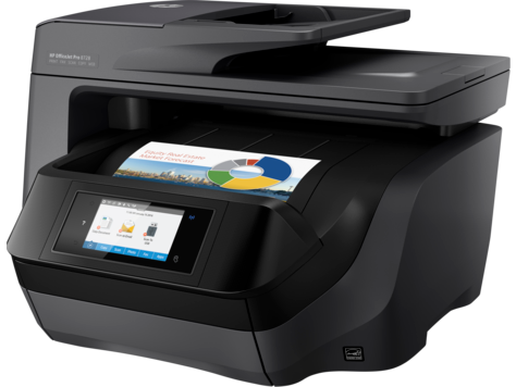 HP OfficeJet Pro 8728 All-in-One Printer