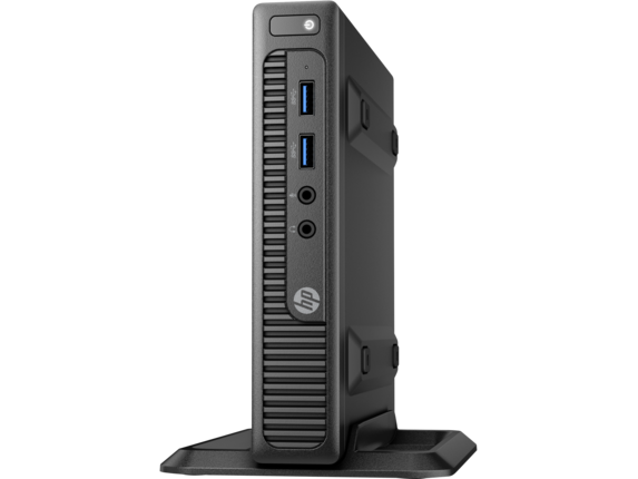 HP 260 G2 Desktop Mini PC - Left