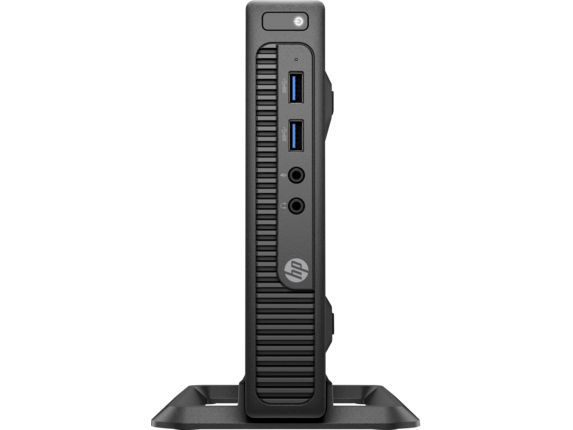 HP 260 G2 Desktop Mini PC - Center
