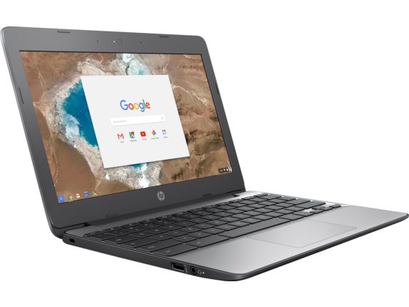 HP Chromebook - 11-v010nr - Right