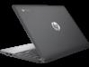 HP Chromebook - 11-v010nr (ENERGY STAR) - Left rear