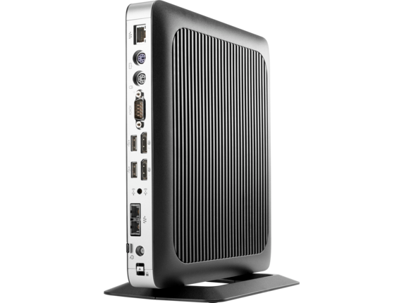 HP t630 Thin Client - Left rear
