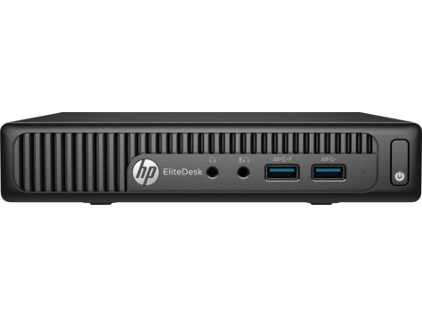 Mini-ordinateur de bureau HP EliteDesk 705 G3