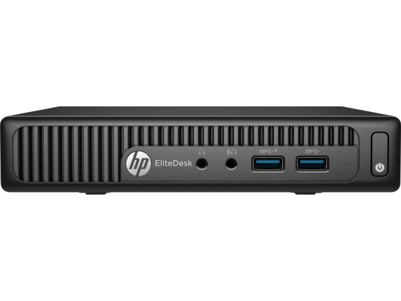HP EliteDesk 705 G3 Desktop Mini PC - Customizable - Center