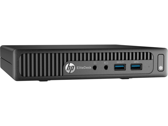 HP EliteDesk 705 G3 Desktop Mini PC (ENERGY STAR) - Right