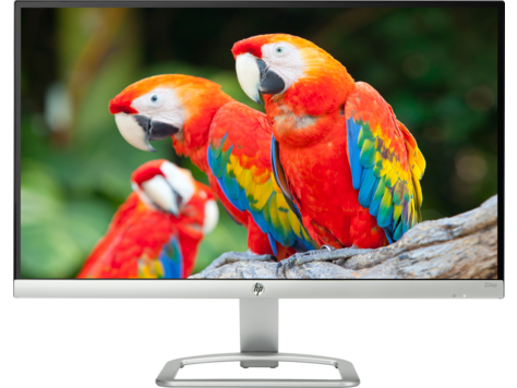 Monitores HP Value de 21 polegadas