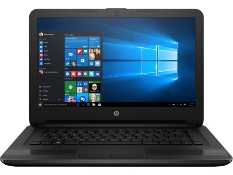 HP Notebook - 14-am004la (ENERGY STAR)