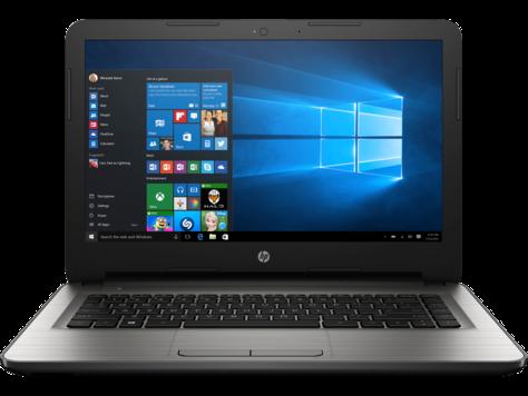 HP Notebook - 14-an018au