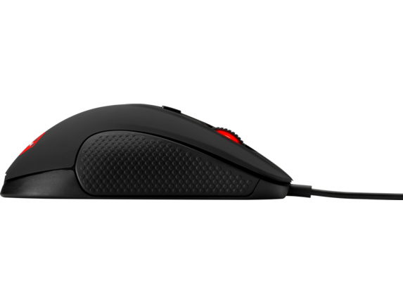 OMEN by HP Mouse with SteelSeries - Right profile closed