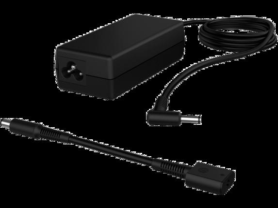 HP 65W Smart AC Adapter - Left