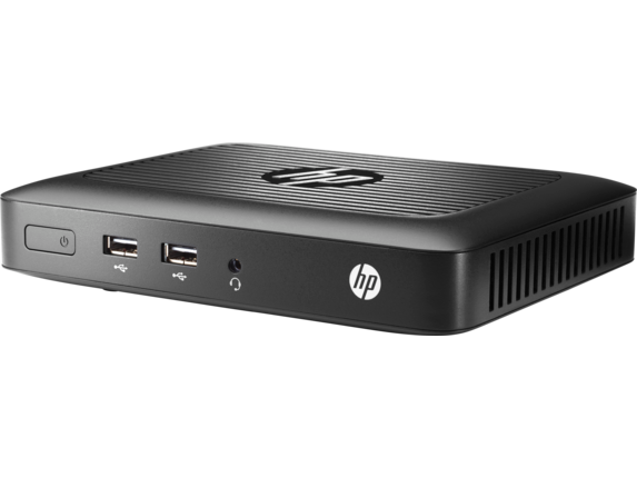 HP t420 Thin Client - Left