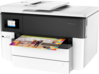 HP OfficeJet Pro 7740 Wide Format All-in-One Printer - Left