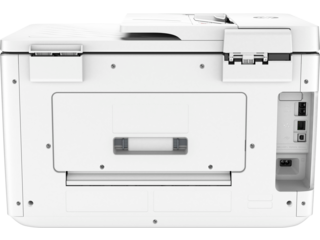 HP OfficeJet Pro 7740 Wide Format All-in-One Printer - Img_Rear_320_240