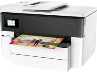HP OfficeJet Pro 7740 Wide Format All-in-One Printer - Img_Left_320_240