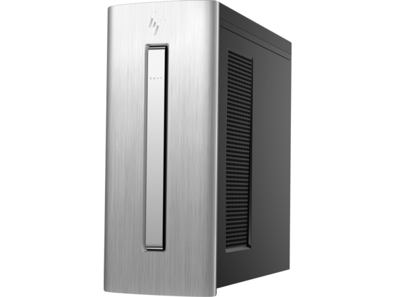 HP ENVY Desktop - 750-630xt - Left