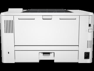 HP LaserJet Pro M402dne - Img_Rear_320_240