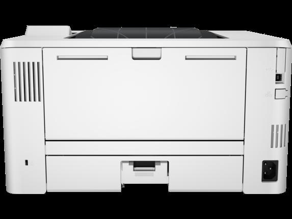 HP LaserJet Pro M402dne - Rear