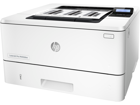 HP LaserJet Pro M402dne - Left