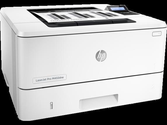 HP LaserJet Pro M402dne - Right