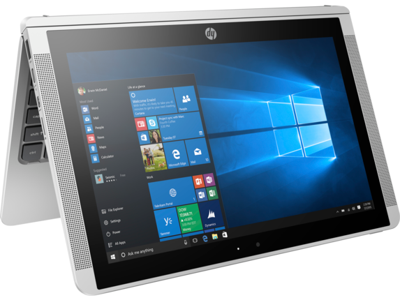 HP x2 210 G2 Detachable PC (ENERGY STAR) - Right rear