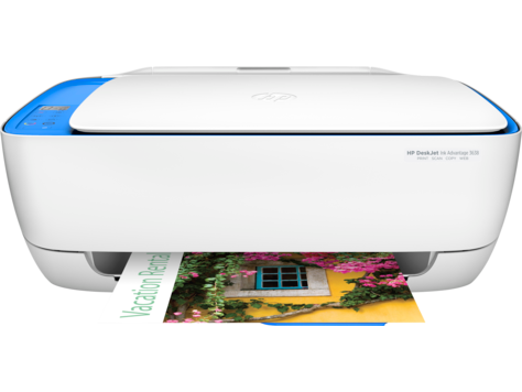 HP DeskJet 3638 All-in-One Printer