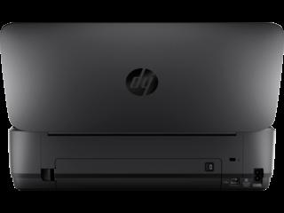 HP OfficeJet 250 Mobile All-in-One Printer - Img_Rear open_320_240
