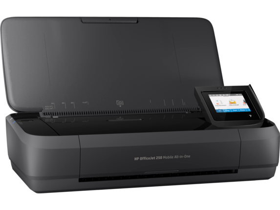 HP OfficeJet 250 Mobile All-in-One Printer - Right