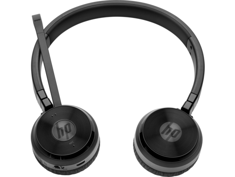 HP UC kabelloses Duo-Headset
