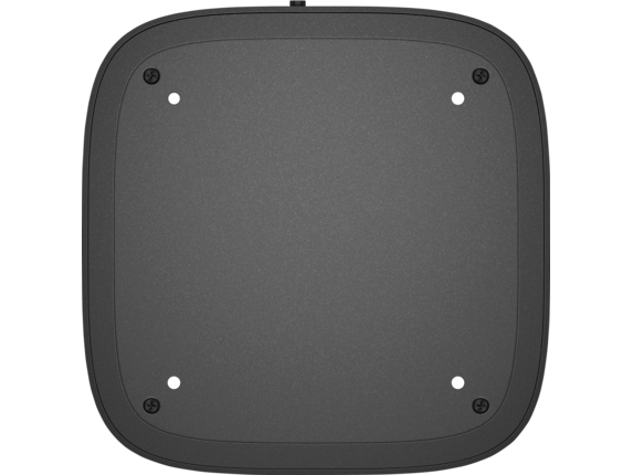 HP VESA Plate - Top view closed