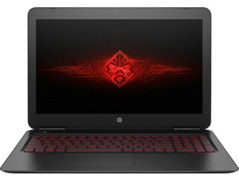Notebook HP OMEN 15-ax100