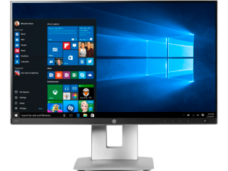 HP EliteDisplay E230t 23-inch Touch Monitor