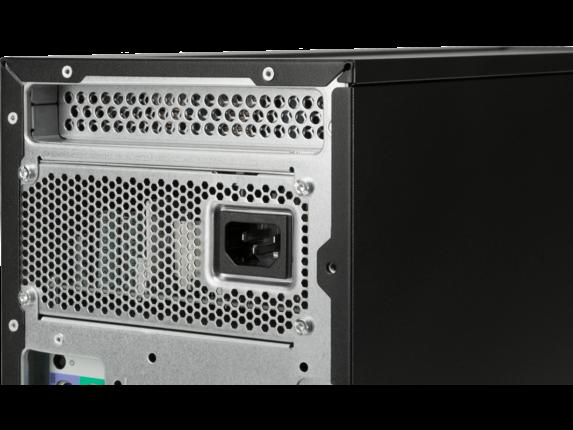 HP Z440 Workstation - Left rear