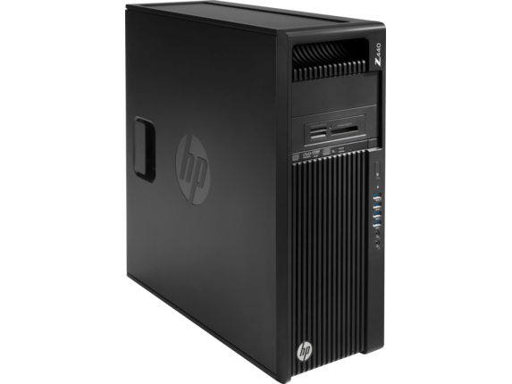 HP Z440 Workstation - Right
