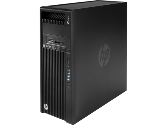 HP Z440 Workstation - Left