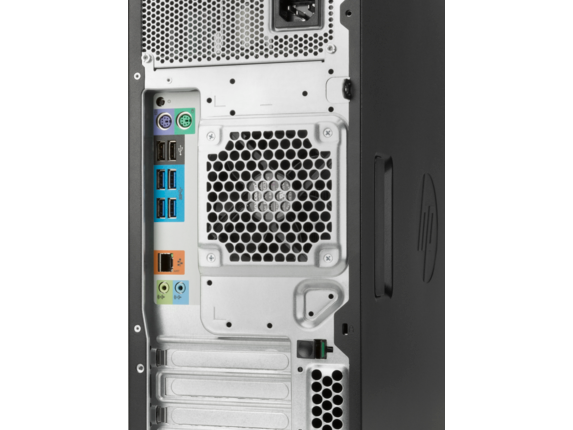 HP Z440 Workstation - Rear