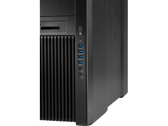 HP Z840 Workstation - Dual Xeon for Pro Rendering - Detail view