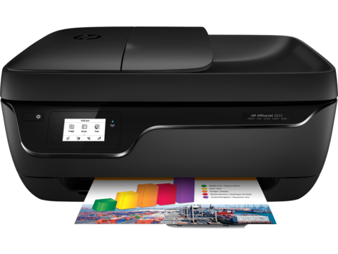 pilote imprimante hp officejet 3830