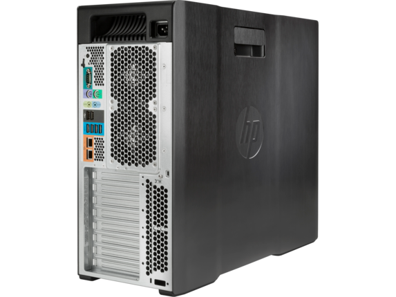 HP Z840 Workstation - Rear