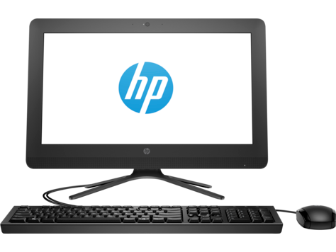 PC desktop All-in-One HP serie 20-c300