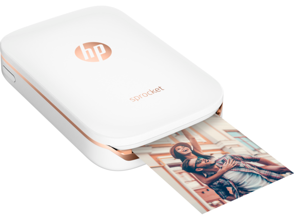 HP Sprocket Photo Printer - Right