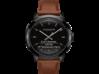 Coach Bleecker Smart Watch - Saddle Strap - Center