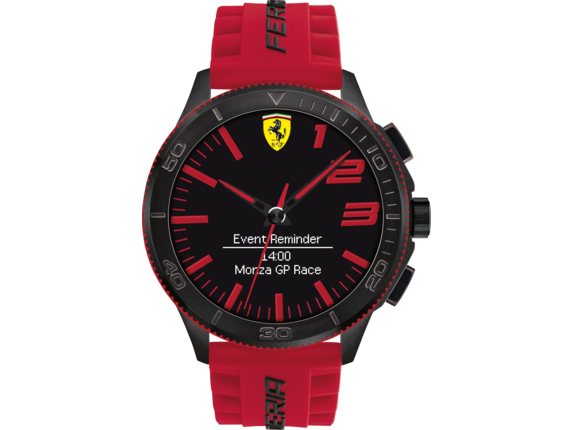 Scuderia XX Ultraveloce - Red Strap